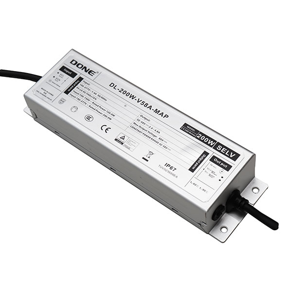 Nguồn led 200W Done DL-200W-V58A-MAP
